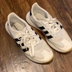 Adidas Originals Flashback black & white